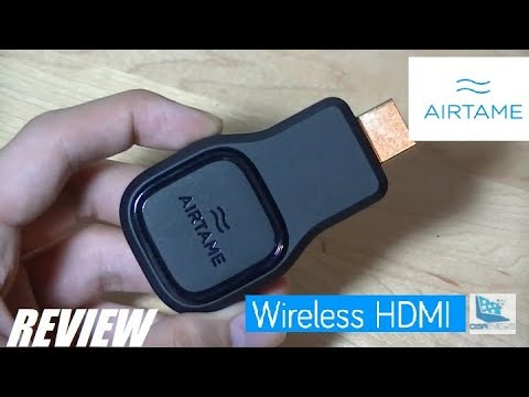REVIEW: Airtame Wireless HDMI Dongle/Adapter