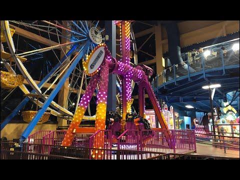 Wisconsin Dells Best Resort Kalahari Waterpark Theme Park Tour | Largest Indoor Water Park | 4K