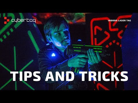 Indoor laser tag - Tips and Tricks