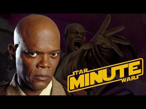 Mace Windu (Legends) - Star Wars Minute