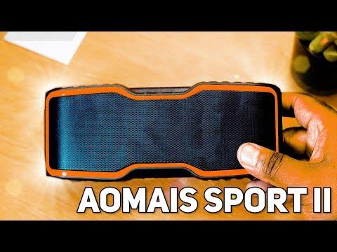 Aomais Sport II Review | Big Sound Small Size, IPX7 Waterproof, 20W Bass
