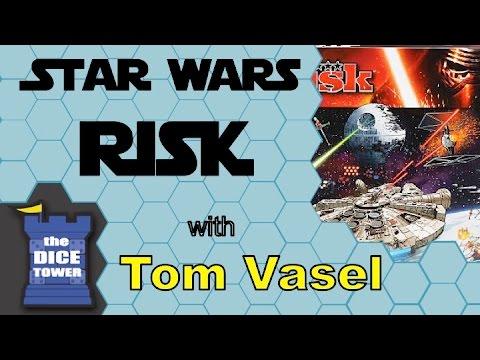 Star Wars Risk Review - with Tom Vasel