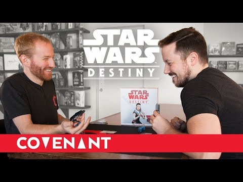 Learning Star Wars: Destiny | An Introduction to the Game