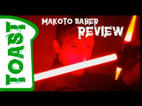 Makoto light saber review