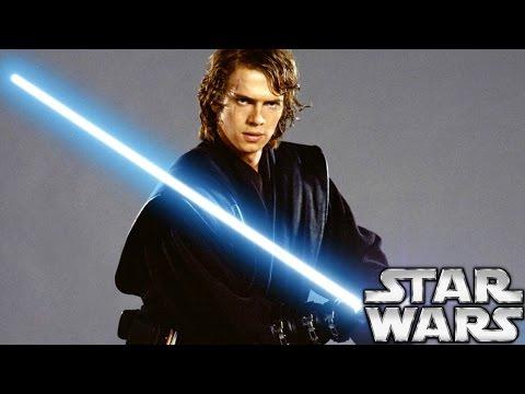 How Powerful Is Anakin Skywalker - Star Wars Explained