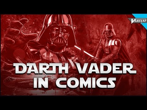 Darth Vader In Marvel Comics!
