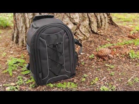 USA Gear | S16 Camera Backpack - Tutorial