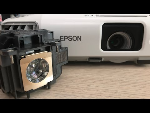 Projector Lamp Easy Replace - EPSON - review