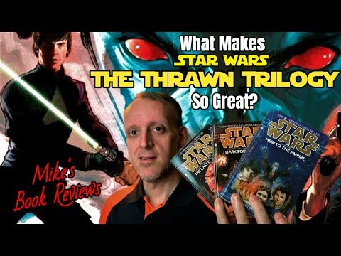 Why You Should Read: The Thrawn Trilogy (Star Wars)