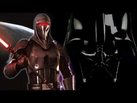 Darth Vader's Royal Shadow Guard - Star Wars Explained