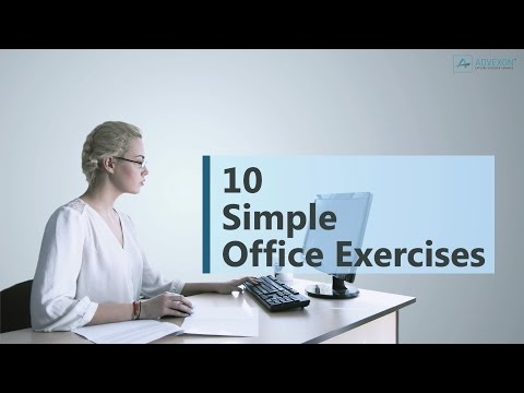Top 10 Simple Office Exercises (TopTruths)