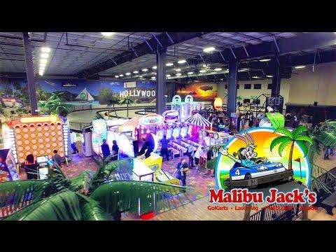 Malibu Jacks Louisville - Indoor Fun Park