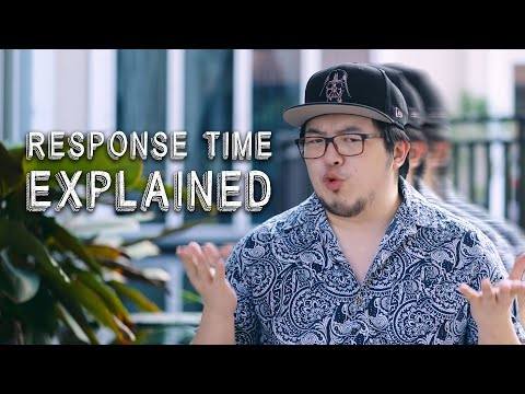 Monitor Response Time Explained - Technically