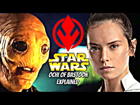 Who is OCHI Sith Eternal Cultist who killed Rey parents (Star Wars Explained)