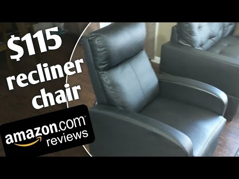 Recliner Chair Review From Amazon: The FDW Wingback