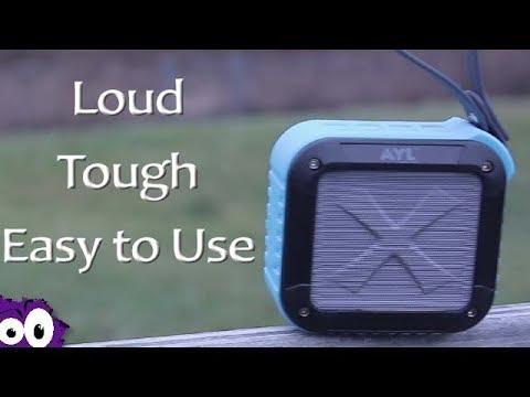 Best Bluetooth Speaker? - AYL SoundFit Bluetooth Speaker Review - Portable Waterproof Speaker