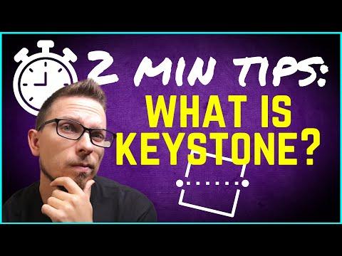 Keystone Correction Explained!   Projector 2 Min Tips