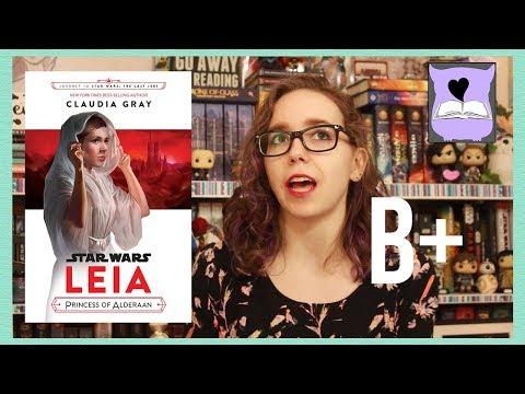 Leia Princess of Alderaan - Spoiler Free Book Review