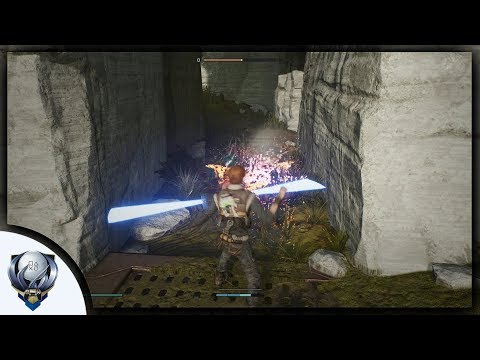 Star Wars Jedi: Fallen Order - Triple Take Trophy - Defeat 3 enemies using a single lightsaber throw