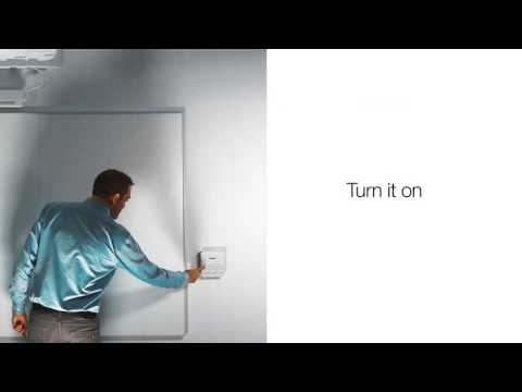 Epson Interactive Projector Tutorial - Digital Whiteboarding 101