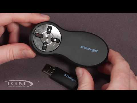 Kensington Wireless Presenter (Review)