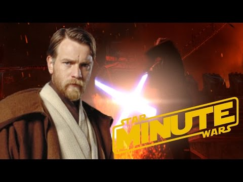 Obi-Wan Kenobi Part 1 (Canon) - Star Wars Minute