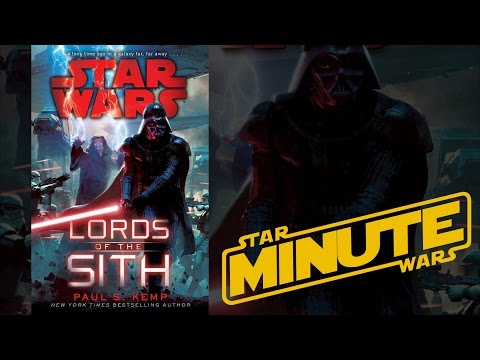 Lords of the Sith by Paul S. Kemp Review (Canon) - Star Wars Minute