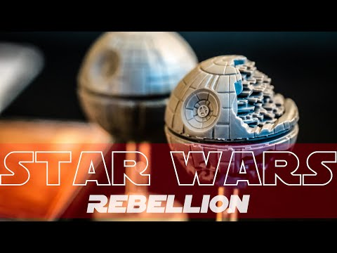 Star Wars: Rebellion | Game Overview