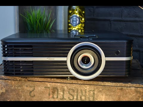 The Optoma UHD51 / UHD51A Is an Insanely Good 4K Ultra HD Projector