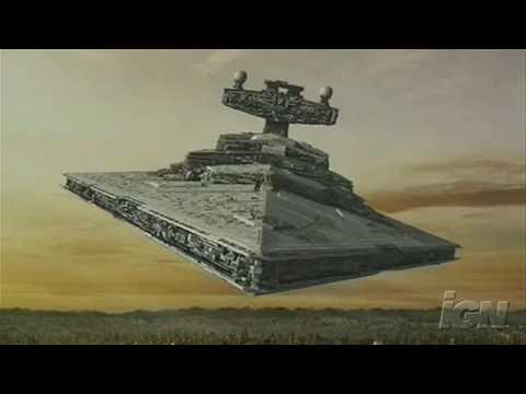 Star Wars: The Force Unleashed Trailer