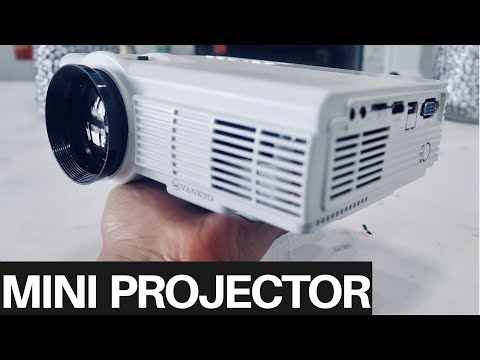 Vankyo Leisure 3 LED Portable Projector - Owner REVIEW