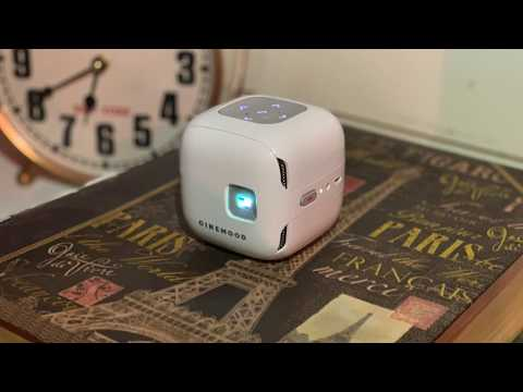 Cinemood Portable Movie Theatre Projector Review