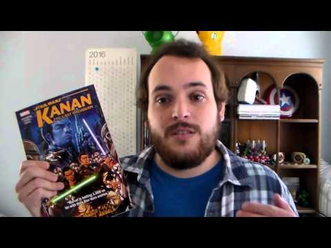 Star Wars: Kanan- the Last Padawan Vol. 1 Review
