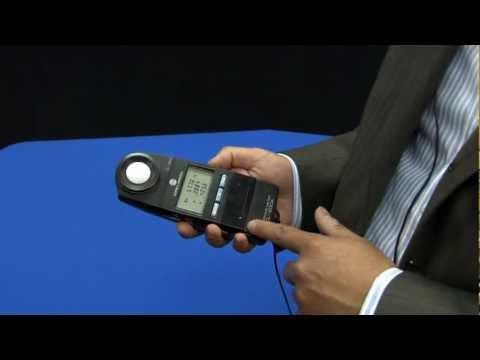 CL-200A Chroma Meter - Konica Minolta Sensing