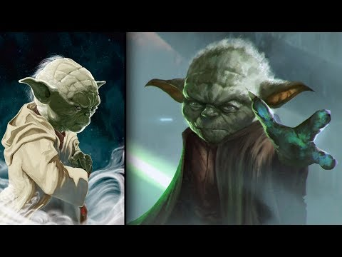 The True Power of Yoda - Yoda's Greatest Force Feats [Legends] - Star Wars Explained
