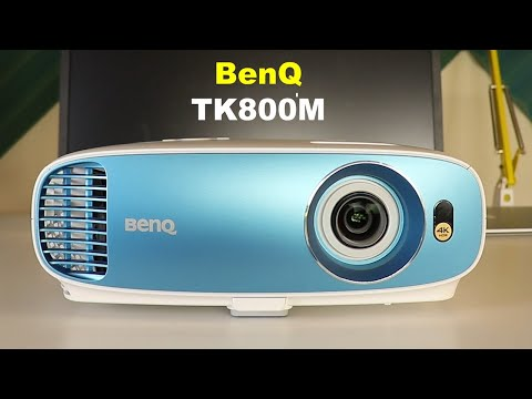 BenQ TK800M 4K Projector Review - Very Good Experience.