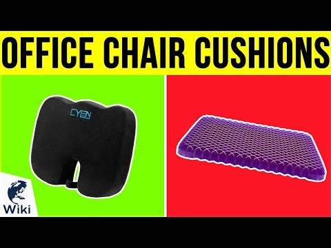 10 Best Office Chair Cushions 2019