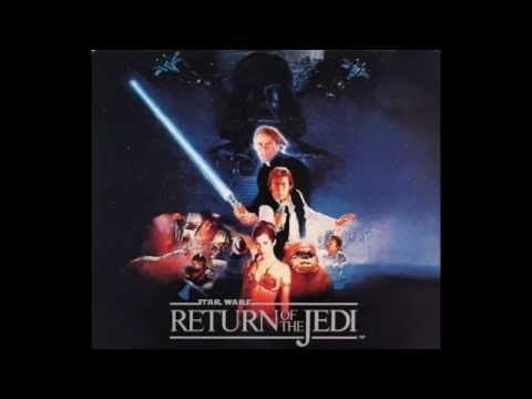 Return of the Jedi: Luke Vs Vader (Blue Lightsaber) HD