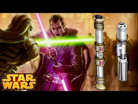 Are Double-Bladed Lightsabers More Advantageous Than Single-Bladed Lightsabers?