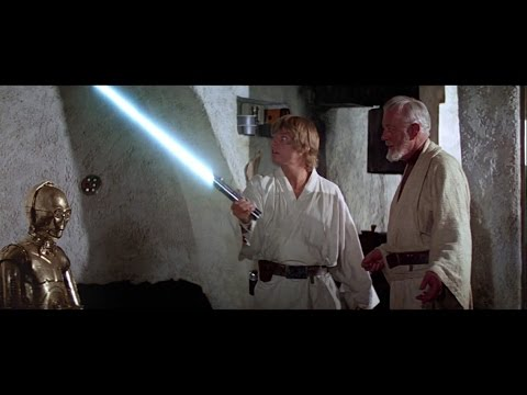 "[ANH] ""Your Father's Lightsaber"" (HD)"
