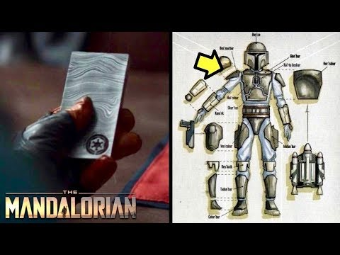 What is Mandalorian Iron/Beskar and Why is it Important? - The Mandalorian Explained