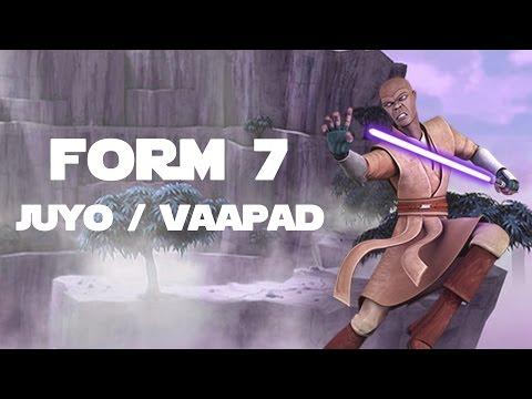Juyo/Vaapad (Form 7 Lightsaber Combat)