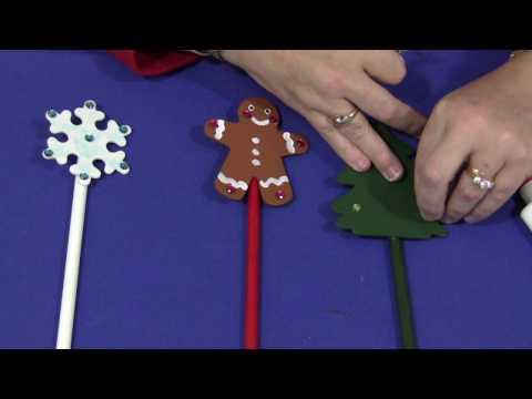 How To Make Classroom Pointer Sticks