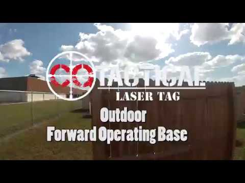 CQ Laser Tag Outdoor Field