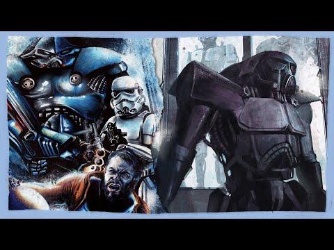 Why the Origins of the Dark Trooper was so… Dark