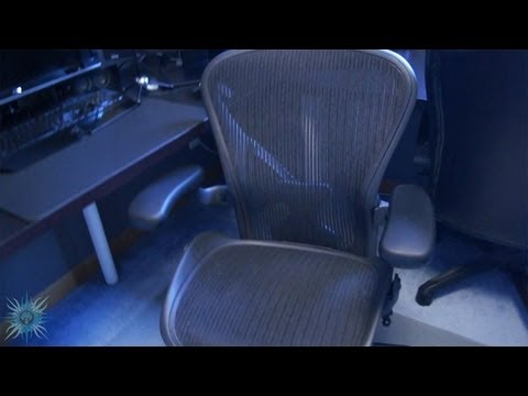 [HD] Herman Miller Aeron Unboxing