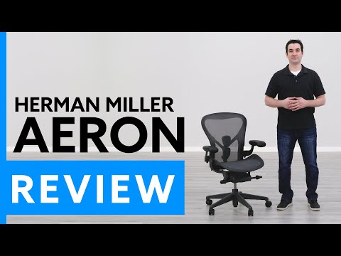 Herman Miller Aeron Office Chair Review
