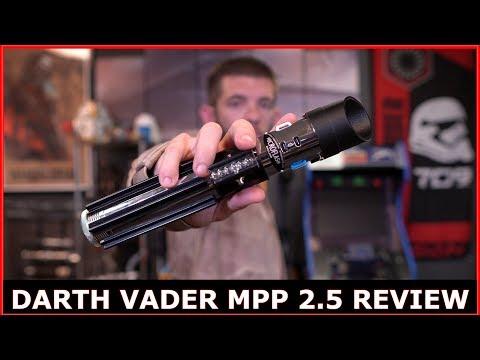 Korbanth MPP 2.5 Proffie Darth Vader Custom Lightsaber Review