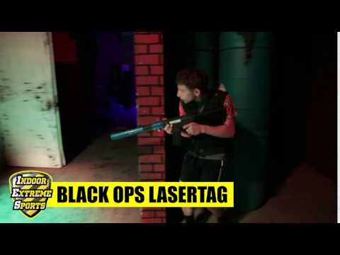 Indoor Extreme Sports - Black Ops Lasertag