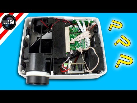 LED Projector, How does it work?